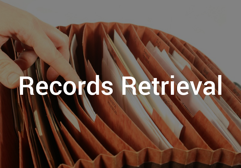 Records Retrieval